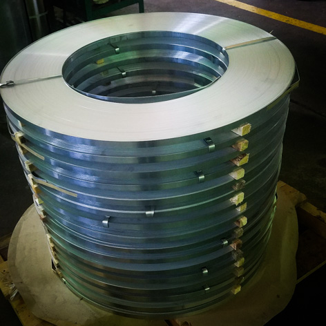 Flejes de aluminio - Inalum