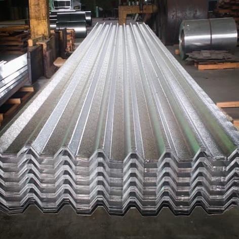 Techos de aluminio - Inalum